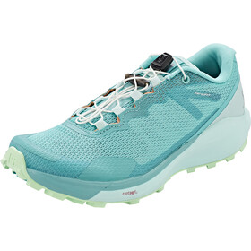 Salomon Sense Ride 3 Schuhe Damen meadowbrook/icy morn/patina green